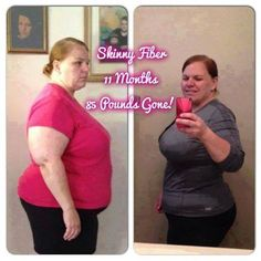 Way to go April!!! I'M SO PROUD OF HER!!!!! I am the one who introduced her to Skinny Fiber and she has lost 85 pounds in less than a year!!!  Get Healthy with Skinny Fiber today-->> www.skinnymizfitz.sbcnewresolution.com  She started taking Skinny Fiber and here's her new pic and a testimony about how Skinny Fiber has helped change her life. SHE HAS LOST 85 POUNDS!  You can too!!! All it takes is commitment to yourself!! If you don't you'll be making the same NEW YEARS RESOLUTION over & ...