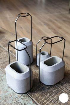 Méchant Design: concrete inspiration