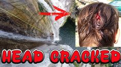 Cliff Jumping GoPro - Natural Slides - Adventures - FAILS (Head Injury) Cliff Jumping Footage filmed with Gopro and Mobile Phones.