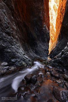 PN de La Caldera de Taburiente, Isla de La Palma  By Saul Santos Diaz - photographer