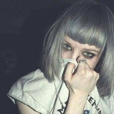 Imagen de Alice Glass, Crystal Castles, and grunge