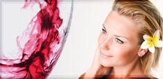 Paga solo $25.00 por un Spa Facial con Vinoterapia, un tratamiento único con los principios activos más preciados de la uva + Masaje relajante corporal con aromaterapia + 50 % de descuento en cualquiera de nuestros servicios. (Valor real $150.00)    http://www.gangadirecta.com