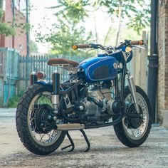 BMW R50 BY ANALOG MOTORCYCLES