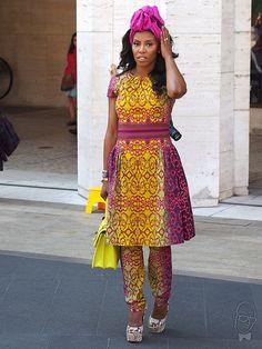 New York City Fashion Week by Olympus #Visionary Spiro Mandylor.