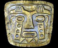 Tiahuanaco: Máscara de Oro