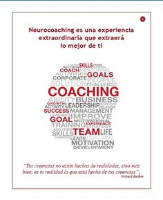 Neurocoaching (Dos Certificados Coach Profesional y Programador Neurolinguistico)