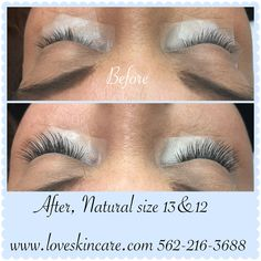 23edc31d227 Eyelash Extensions and Skin Care - Love Skin Care