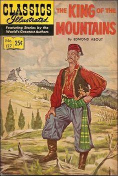 classics illustrated images | Classic Comics/Classics Illustrated 127 C, Sep 1968 Comic Book by ...