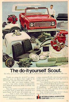 International Harvester Scout 80's & Scout 800's - IH Scout 800B International Harvester - Picasa Web Albums