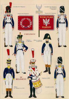 infanterie polonaise légion de la Vistule