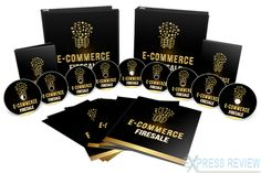 E-Commerce Firesale is brought specially to you buy 2 of the internet business' leaders: Edmund Loh& Kate Tan.Get E-Commerce…