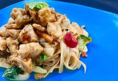 Drunken Chicken Noodle. Spicy 🌶 intense flavoured. Check my recipes on website xx