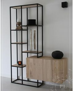 Desk Shelves, Shelving, Shelf, Metal Desks, Decorations, Home Decor, Home, Blue Prints, Desk