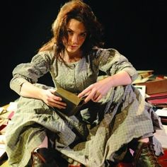 'Mary Shelley' at Nottingham Playhouse, 2012. Fascinating insight into life of the 'Frankenstein' author. Powerful play with an interesting dynamic on stage; the cast often had their backs to the audience, which is rarely seen in plays, but worked really well to create a sense of realism.