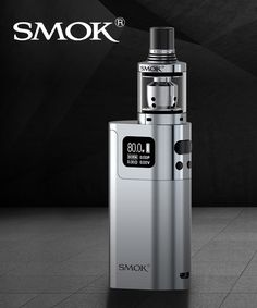 Smok G80 - $38.79 Kit 80W TC Box Mod Kit with Spirals Tank SILVER  0.8 - 9V / 200 - 600F / 100 - 315C / 2ml / 0.6 ohm / 0.3 ohm #Smok, #Box, #Mod, #vape, #vaping, #вэйп, #вейп, #парение, #gearbest        8523