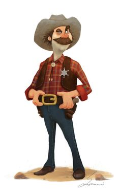 ART OF SIDD: Sheriff