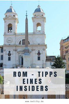 Wir zeigen Euch die schönsten Plätze, Restaurants und Hotels in Rom. Aus den Augen eines Römers. Tipps eines Einheimischen. #reisetipps #tippsrom #romreise #reiserom #reiseblog #italien