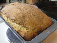 Vegan, gluten free bread recipe