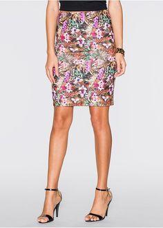 Sukňa Moderná sukňa v štýle scuba • 17.99 € • Bon prix