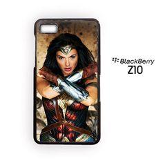 Wonder woman Gal Gadot for blackberry Z10/Q10 3D phonecases