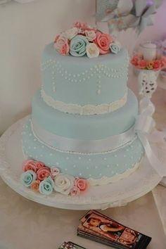 Pasteles De Bautizo fotos Cake Icing, Fondant Cakes, Cupcake Cakes, Beautiful Cakes, Amazing Cakes, Cakes Originales, Mom Birthday, Birthday Cake, Teapot Cake