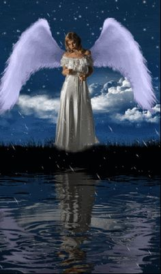 Discover & share this Angel GIF with everyone you know. GIPHY is how you search, share, discover, and create GIFs. Dark Angels, Angels Among Us, Angels And Demons, Gif Animé, Animated Gif, Fly Gif, Guerrero Dragon, Angels Beauty, Angel Guide