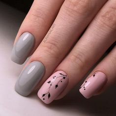 Top 30 Trending Nail Art Designs And Ideas Almond Acrylic Nails, Acrylic Nail Art, Acrylic Nail Designs, Blush Pink Nails, Pink Nail Art, Best Nail Art Designs, Beautiful Nail Designs, Shellac Nails, Toe Nails