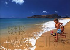https://flic.kr/p/GrtXj8 | Porto Santo Madeira; 2010, Portugal overseas territory | tourism travel brochure | by worldtravellib World Travel library