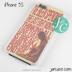 Taylor Swift Lyric Phone case for iPhone 4/4s/5/5c/5s/6/6 plus