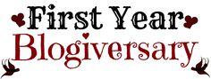 Shayna Varadeaux Books & Reviews: Blogiversary In 71 Days!!!