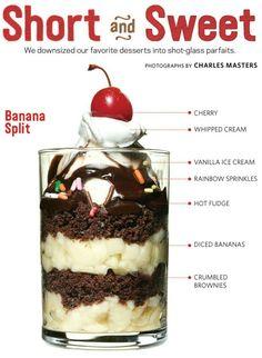 Shot glass dessert 1