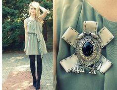 My Style  / brooch