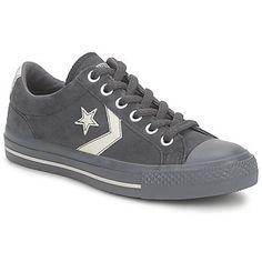 Converse Star Player Suede Ox sneakers grey - tennarit harmaa vain koko 40 jäljellä 40 e
