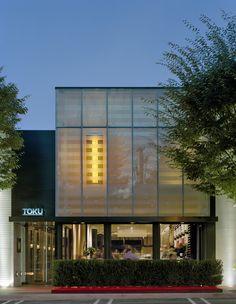 Toku Modern Asian restaurant, Americana Manhasset, Manhasset, NY, United States