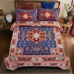 boho bedding set queen double size 4pcs include bed sheet+duvet cover+pillowcase polyester/cotton bedclothes bed Linen sets