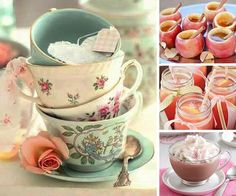 Tea Party Ideas for Kids   Garden Party Ideas at Birthday in a Box