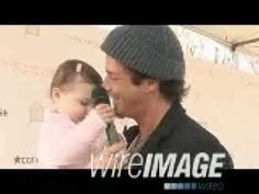 Chris Cornell with daughter Toni,,this video is soooooo cute, lovely man, lovely dad<3_<3