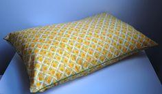 tutorial voor het maken van een kussensloop (voor bij het beddelaken)