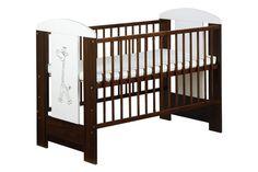 Patut+Copii+Din+Lemn+KLUPS+SAFARI+GIRAFFE+WengePatutul+copii+din+lemn+Klups+Safari+Giraffe+are+un+design+modern+si+un+desen+pe+una+dintre+laterale+cu+o+girafa+draguta.+Acest+patut+copii+este+confectionat... Safari, Baby Cribs, Decoration, Baby Room, Modern Design, Kids Room, Toddler Bed, Cool Stuff, Interior