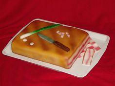 Szalonna torta
