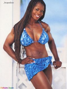 Chocolate City - Three Female Bodybuilders