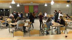 24u-lesmarathon voor het goede doel, door de leerlingenraad van het SGI in Kapelle-op-den-Bos