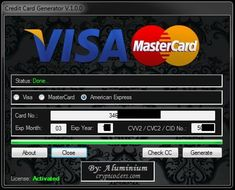 credit card numbers that work credit card app Credit Card Generator - - business credit card