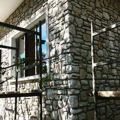 Taş Panel Tuğla Duvar Kaplama (@tas_panel) • Instagram fotoğrafları ve videoları Decorative Wall Panels, Ceiling Tiles, Concrete, Brick, Wall Decor, Houses, Photo And Video, Instagram, Wall Hanging Decor