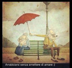 Arrabbiarsi , senza smettere di amare... #quotes #amore #rabbia