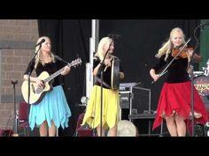 "The Gothard Sisters ""Fairy Dance Jig Set"""