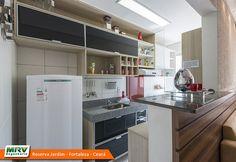 Projetos de decoração trazem combinações charmosas e criativas para que as pessoas possam fazer refeições rápidas.