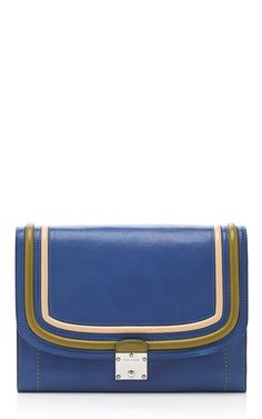 Marc Jacobs: The 1984 Tricolor All in One Clutch