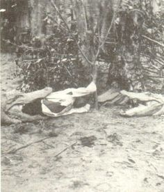 """Did you know in Florida during slavery slave masters would take a enslaved black child tie a rope around his or her legs put them in the water and use them for ALLIGATOR BAIT. Two movies in 1900 """"Alligator Bait"""" and """"Gator and the Pickaninny."""" both showed and proved this practice.There were many advertisements and postcards in the South that proved this was real. A PART OF HISTORY NEVER TOLD. NOW YOU KNOW."""