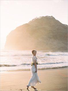Советы по съемке невесты на пляже